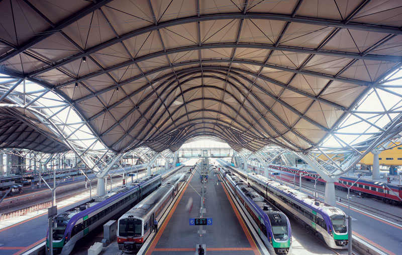 From The Archives Southern Cross Station Australian