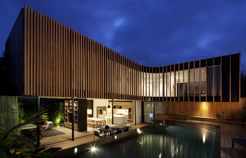 Kooyong house australian design review Architectural design review