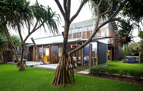Aia sunshine coast awards announced australian design review for Beach house designs sunshine coast