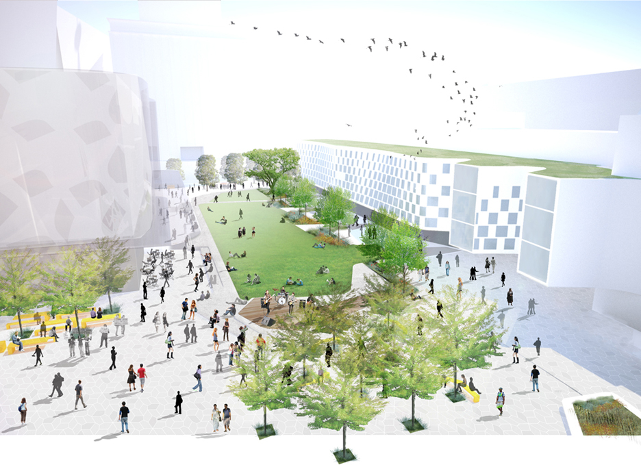 Aspect design wins at uts australian design review for Landscape architecture courses sydney