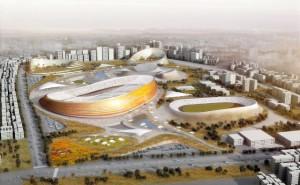 ADDIS ABABA STADIUM AND SPORTS CITY