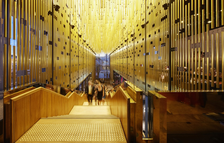 Australian firms vie for 2012 waf awards australian for Architecture firms perth