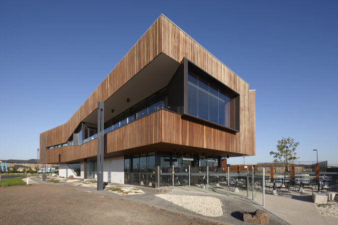 Victorian aia winners revealed australian design review for Australian architecture