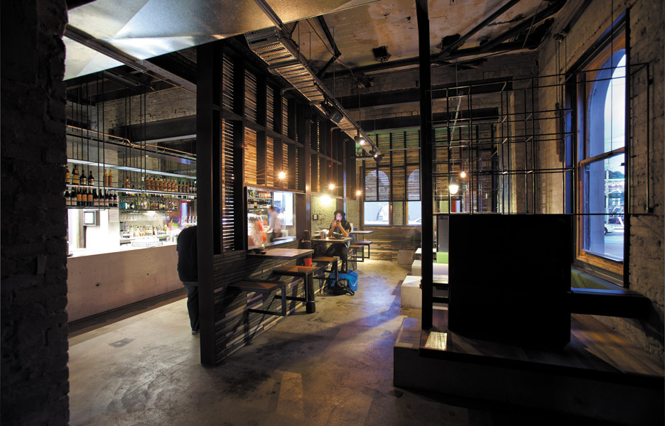 The national hotel by breathe architecture australian for Architectural design review