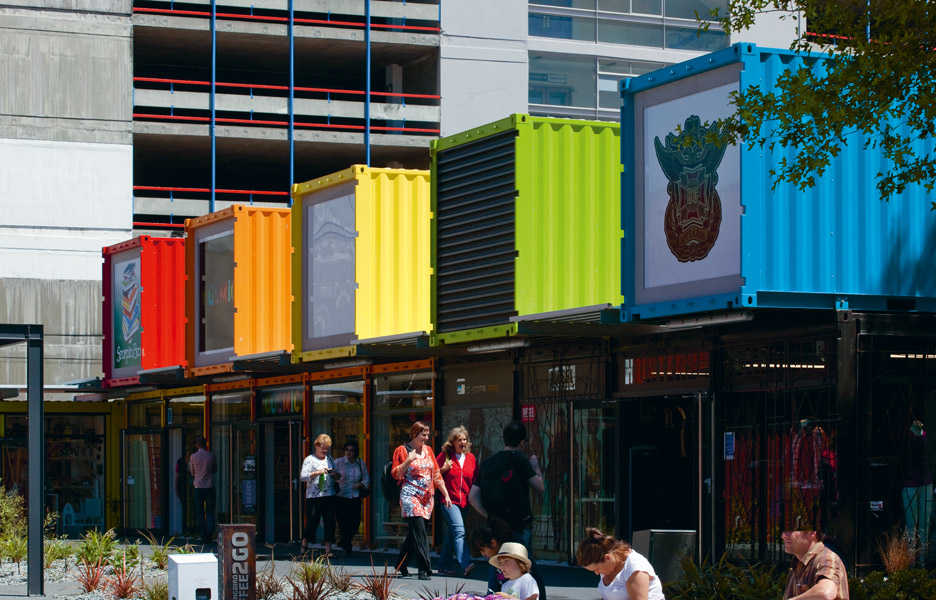 Image result for christchurch restart mall