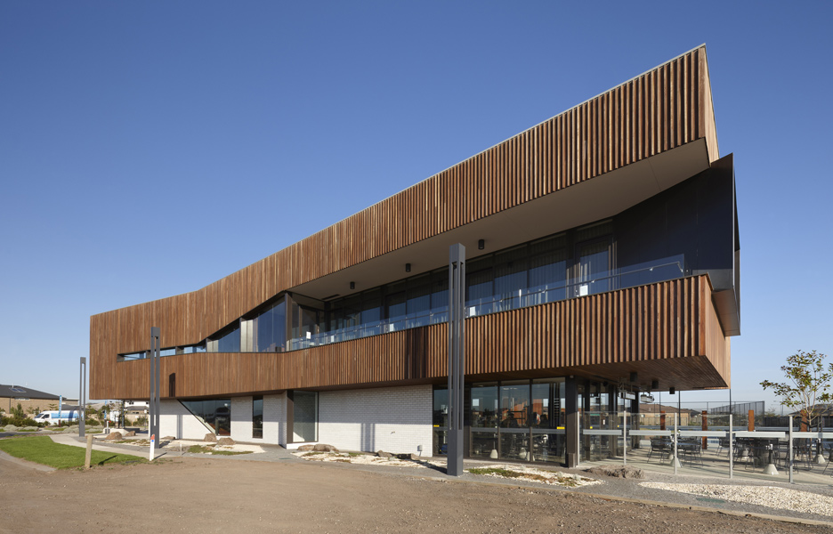 Intergrain timber vision awards winners revealed australian design review - Unique timber batten cladding for interior and exterior use ...