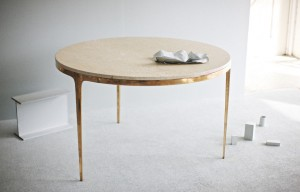 Daniel-Barbera,-Bronze-table