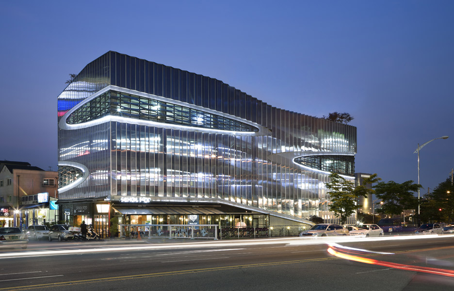 ... Parking Building, by JOHO Architecture | Australian Design Review