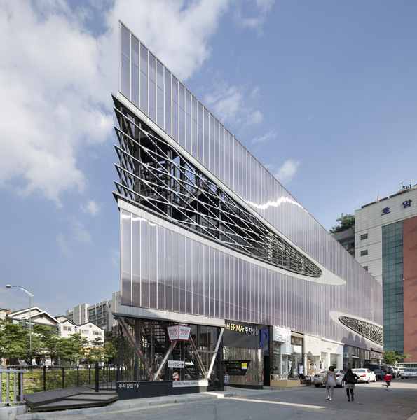 Australia S Guide To Designing Building And: Herma Parking Building, By JOHO Architecture