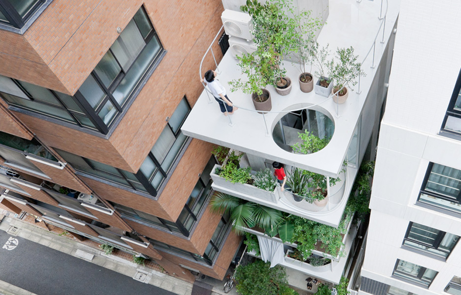 Garden house tokyo by ryue nishizawa australian design review Australia home and garden tv show