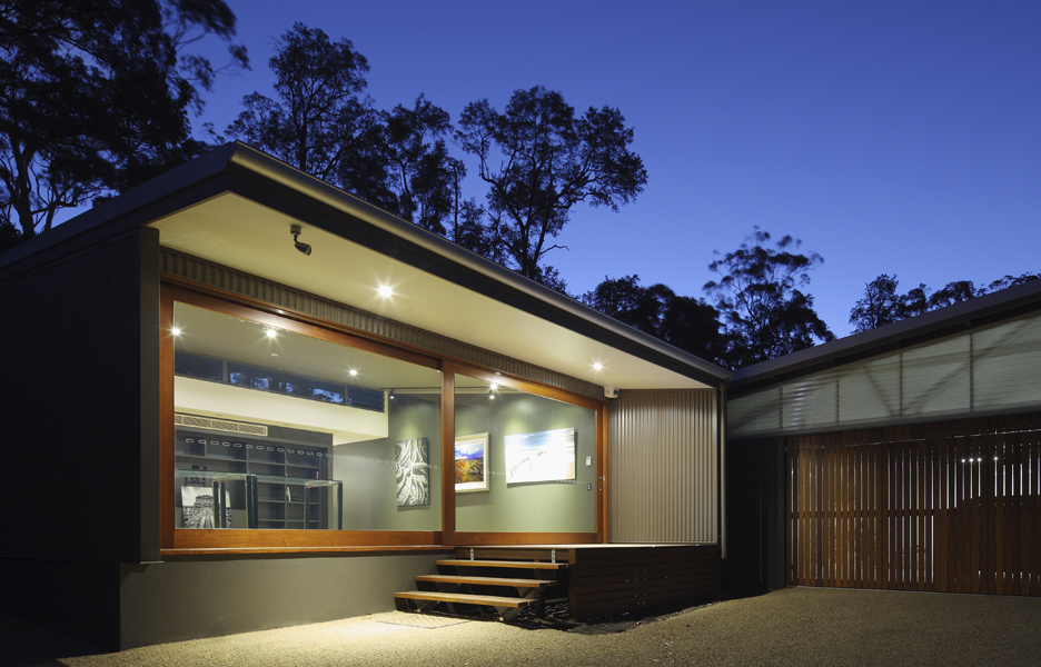 Sunshine coast regional architecture awards shortlist - Maison architecte queensland tim ditchfield ...