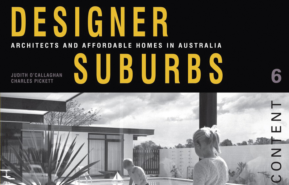 Book Review Designer Suburbs By Judith O 39 Callaghan