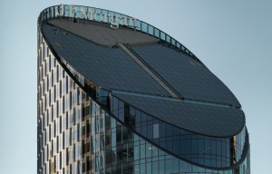 Westfield Sydney City Commercial Tower by John Wardle Architects
