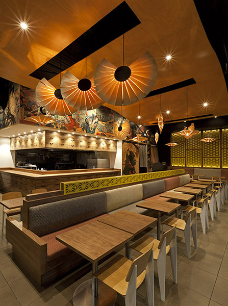 Musashi izakaya by vie studio australian design review