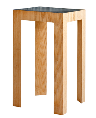 Coexistence stool, designed by Facet Studio