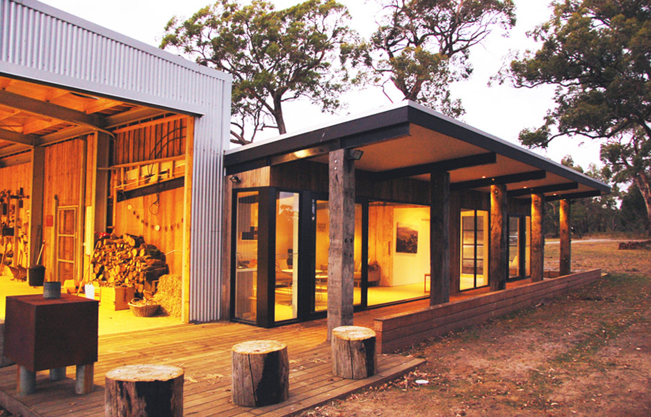 The 220 Ber Shed Australian Design Review