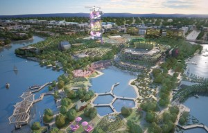 ARM-Architecture-Gold-Coast-Cultural-Precinct-design-competition-proposal