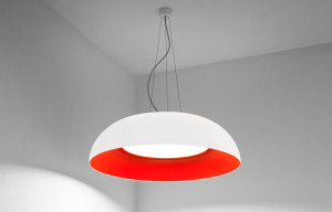 ISM_Clinker_Pendant_White-Red_Large