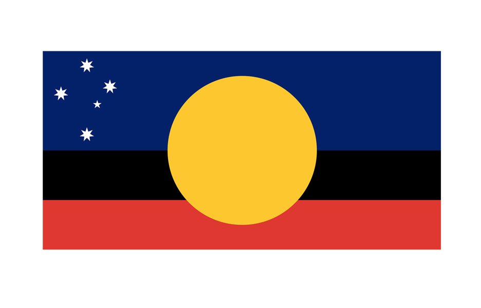 New Australian Republic Flag Design John Warwicker, Professor