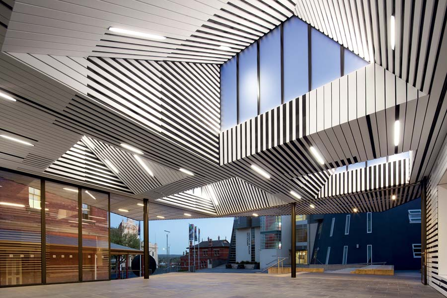 Annexe-Art Gallery of Ballarat by Nick Searle and Suzannah Waldron (Searle X Waldron Architecture)