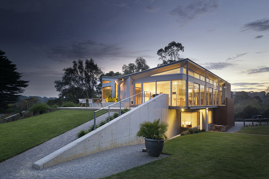 Rest House by Tim Spicer (Tim Spicer Architects)