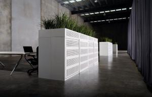 Dexion-Strata-2-Sliding-Door-Cabinet-configured-with-Dexion-Planter