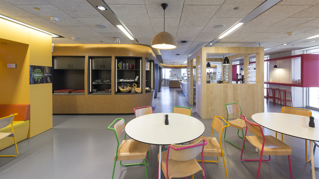 Google's Madrid Headquarters by Jump Studios | Australian Design Review