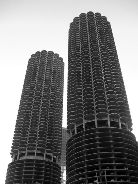 Could figures like Bertrand Goldberg be the solution to our current crisis of confidence? (Image © Flickr User: TRAFFIK US)