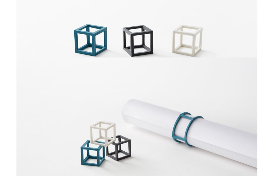 Cubic rubber band