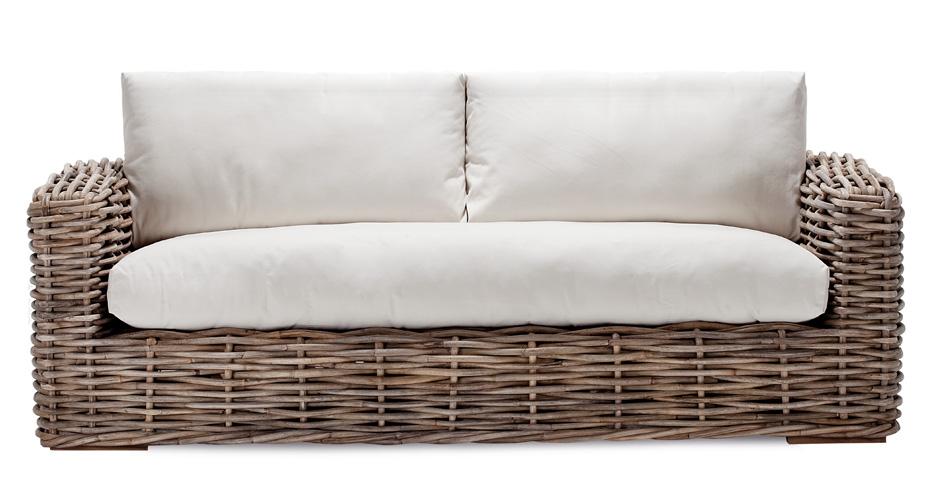 Core Rattan Sofa