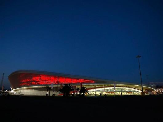 Adler Arena Skating Center / Cannon Design