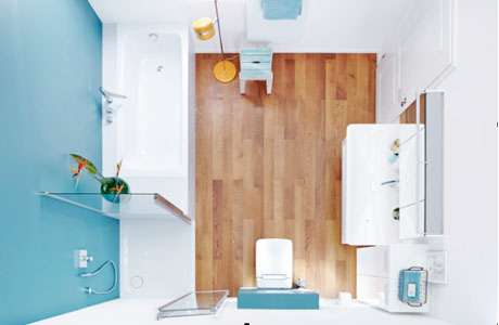 Kaldewei for small bathrooms | Australian Design Review
