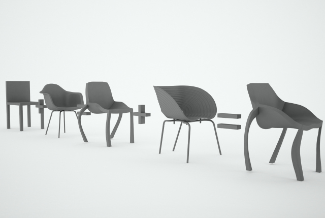 Breeding chairs of the future | Australian Design Review