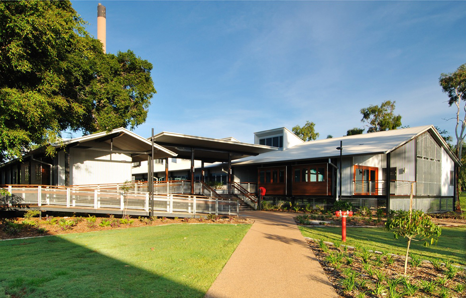 RFDS Mt Isa Base Redevelopment, Architectural Practice Academy; Source: Jon Henzell, Camera Obscura