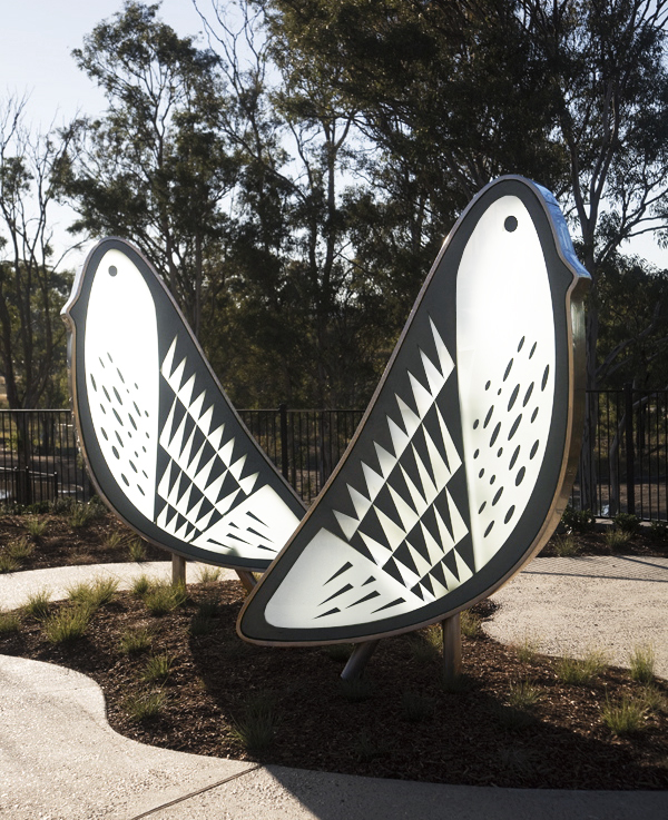 Mulgoa birds