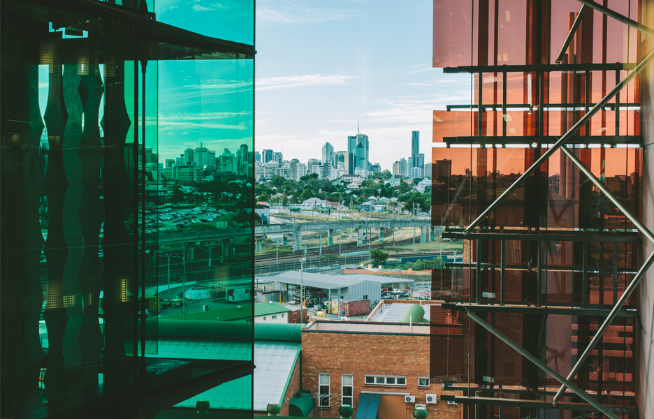 A changed landscape brisbane after donovan hill for Architecture firms brisbane