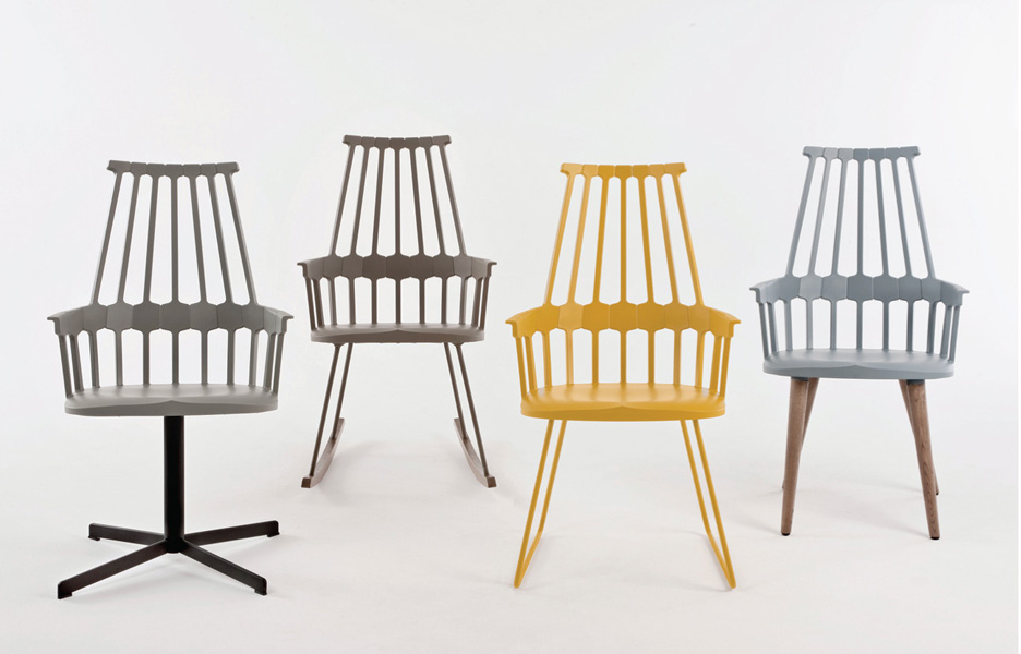 Comeback chair range for