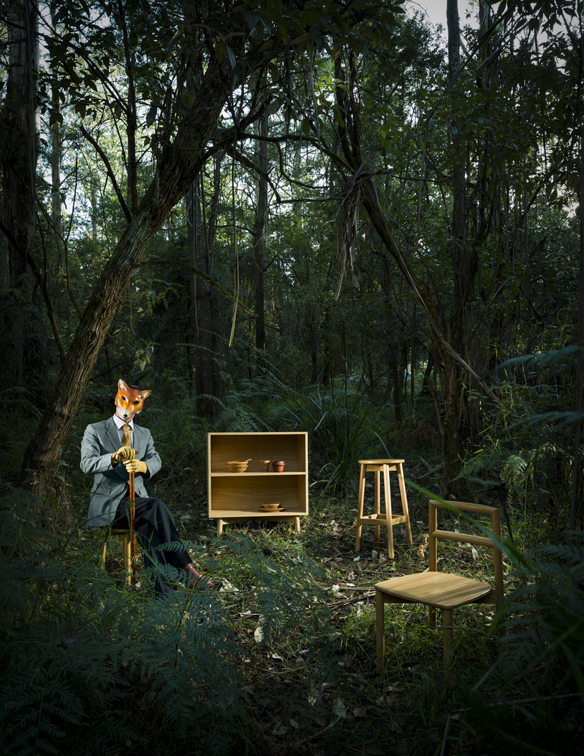10.Fable - Fox in forest