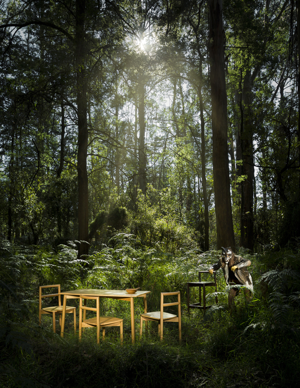 6.Fable - Wolf in forest