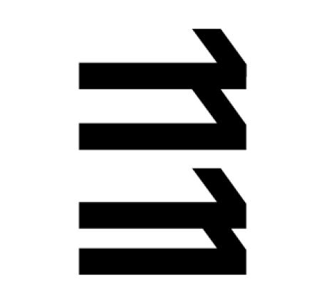 Logo for Herzog & de Meuron's 1111 Lincoln Road, Miami Beach, Florida, USA (2005-2008, realisation 2008-2010)