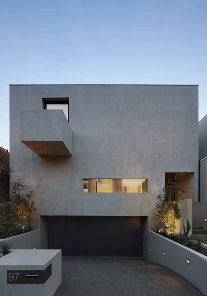 CHT Architects Residence M1