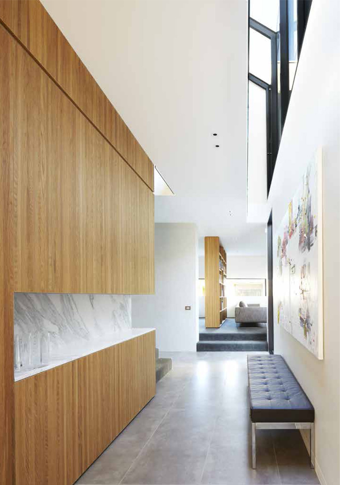 CHT Architects Residence M5