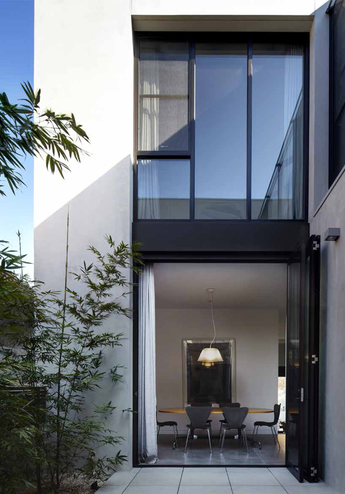 CHT Architects Residence M6