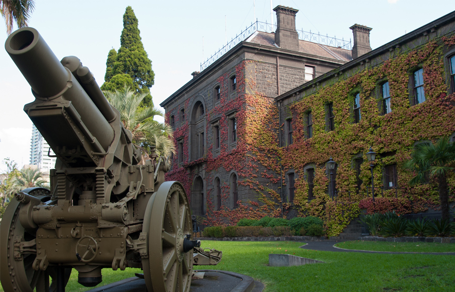 melbourne open house victoria barracks