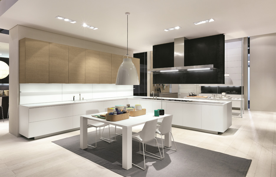 Poliform Kitchen Design. Poliform presents the Twelve Kitchen  Australian Design Review