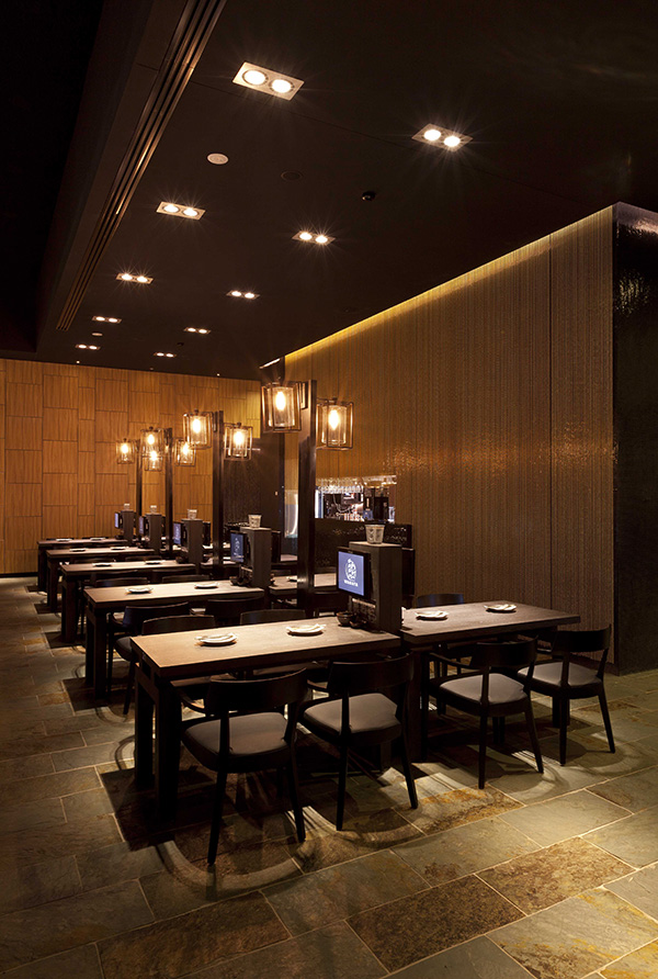 Wagaya japanese restaurant australian design review