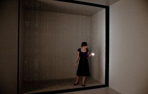 List Exhibition Rain Room