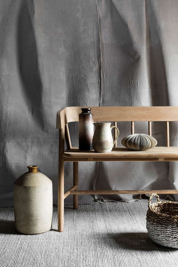 Styling by Ruth Welsby. Photography Martina Gemmola. Props by Form Function Style, HK Living Australia, Scout House.