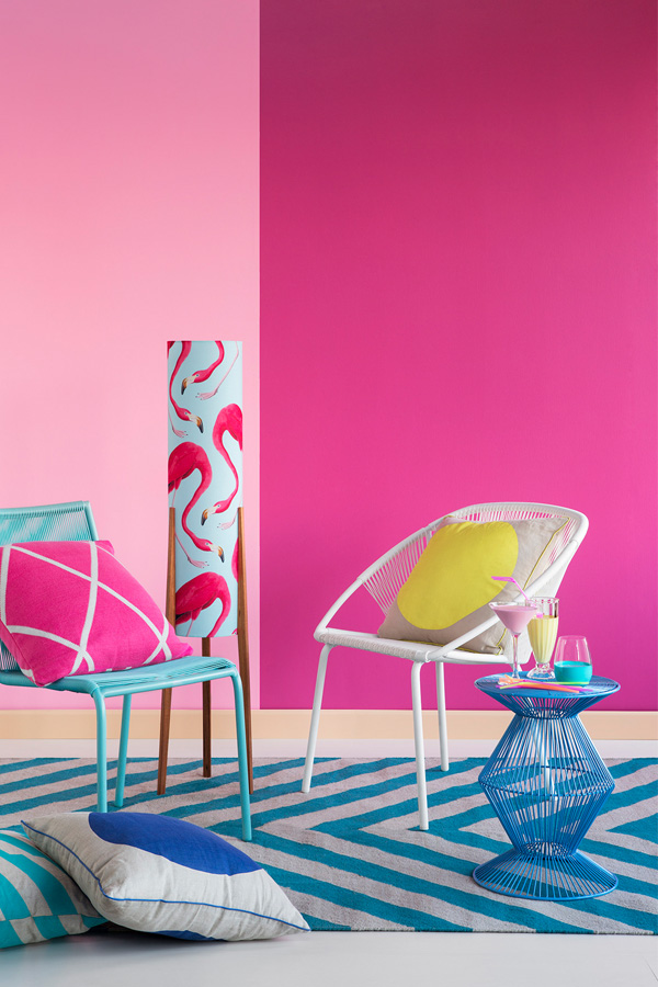Styling by Ruth Welsby. Photography Martina Gemmola. Props by AURA by Tracie Ellis, Globe West, Retro Print Revival.