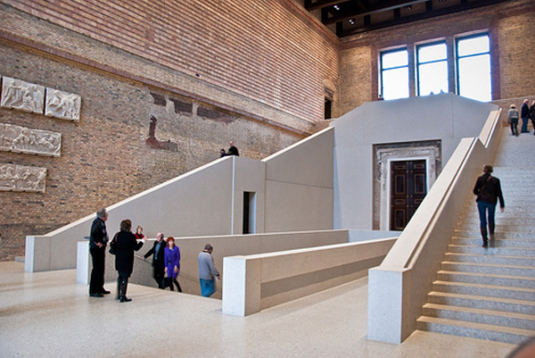 The Neues Museum, Berlin. Image Courtesy of Flickr CC License / stijn